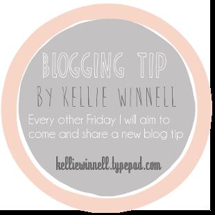 Blog Tip