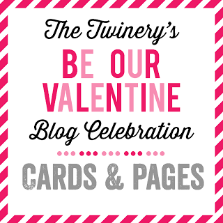 The Twinery Valentine Blog Celebration - Cards and Layouts Badge