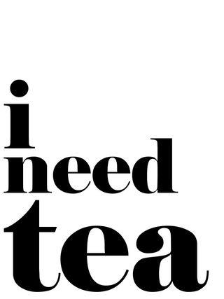 Tea - freebie