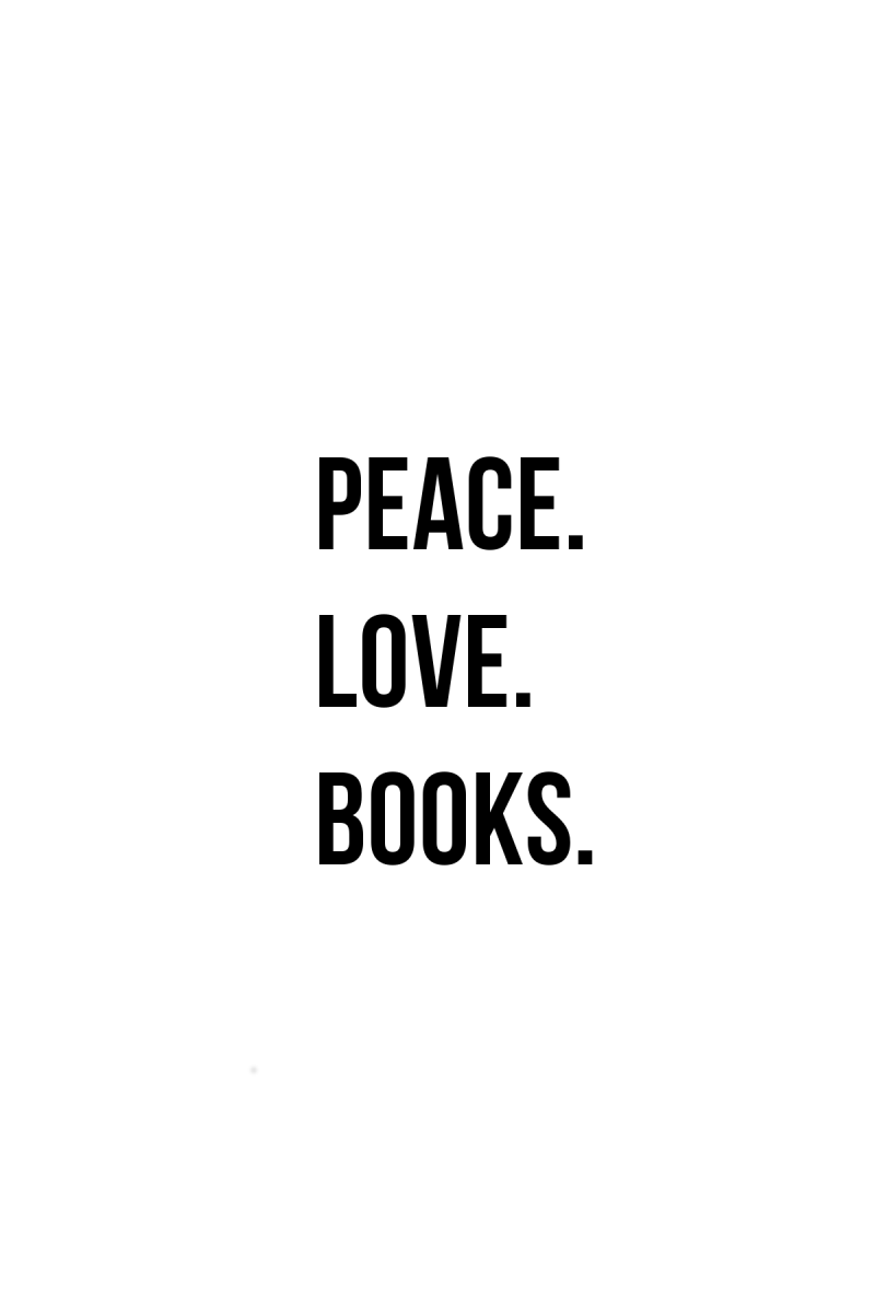 Peace Love Books Project Life Freebie