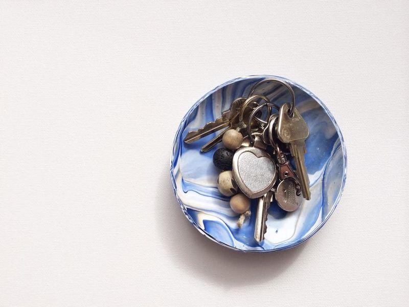 Dish Blue