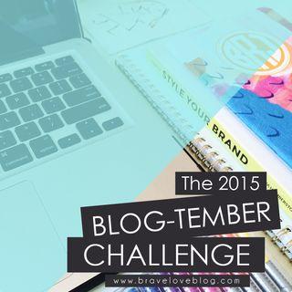 Blog-tember