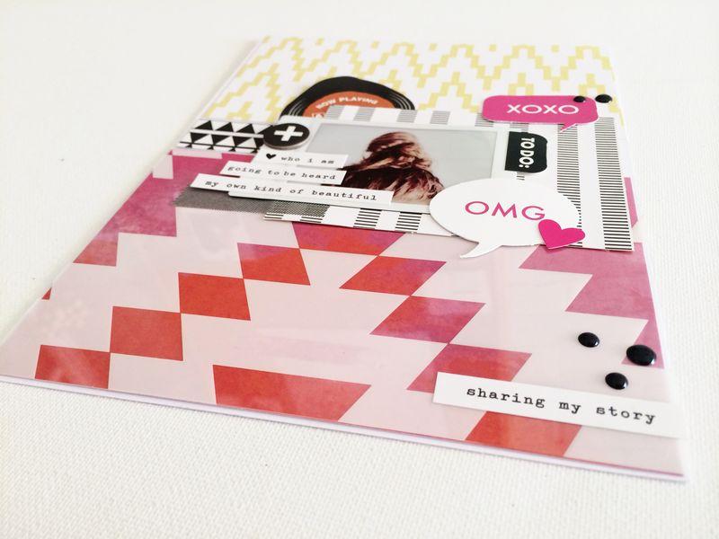 Kellie WInnell - Messy Box #1
