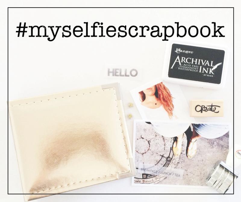 Selfiescrapbook