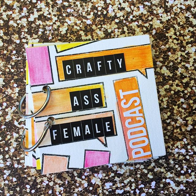 Crafty ass female podcast