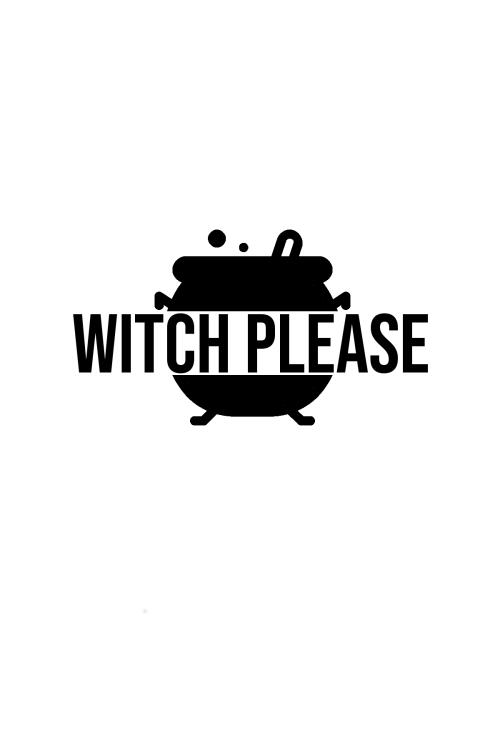 KELLIE WINNELL - FREEBIE - WITCH_PLEASE